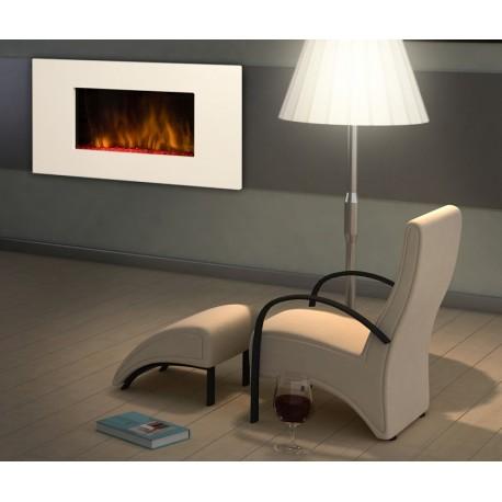 Cheminée decorative design White Loft