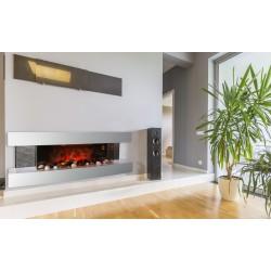 Cheminée électrique design Lounge 3XL