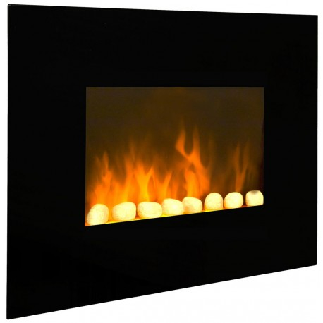 Cheminée decorative design Black Fire