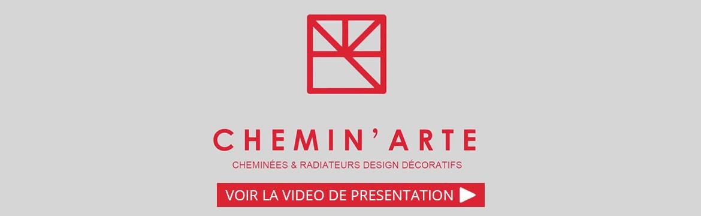 Vidéo de Présentation Chemin'Arte