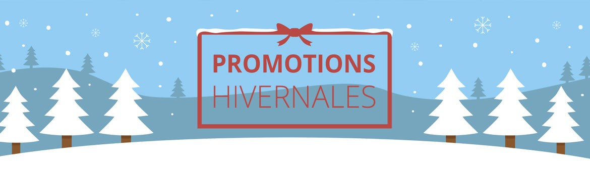 Promotions hivernales